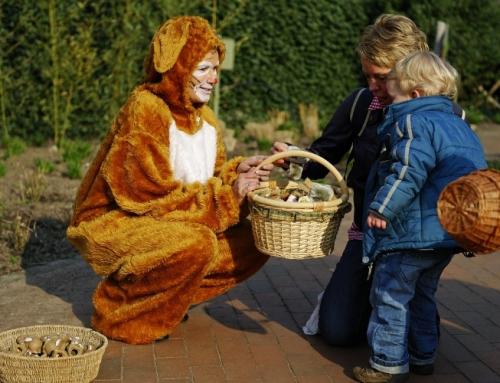 Traditioneel eieren zoeken met Pasen – 21.04.19
