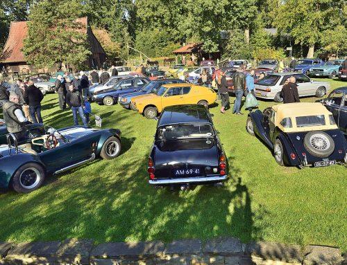 Classic Cars bij de Vechteboerderij – 13.10.19