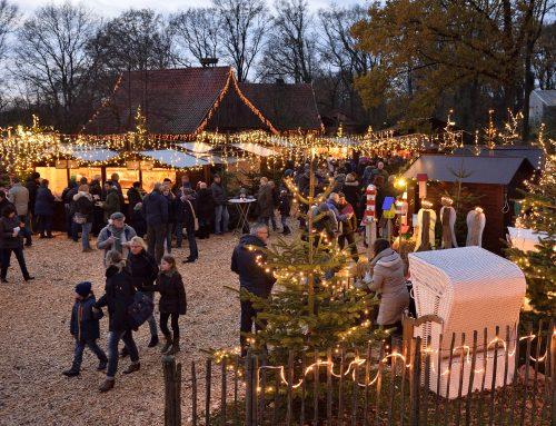 Kerstmarkt in de Dierentuin Nordhorn