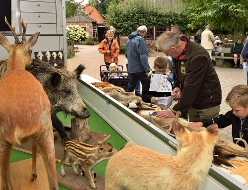 Natur- und Artenschutztag im Tierpark Nordhorn
