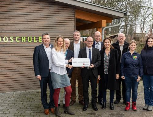 Kultusministerium ernennt Zooschule zum ersten außerschulischen Lernort BNE der Grafschaft Bentheim